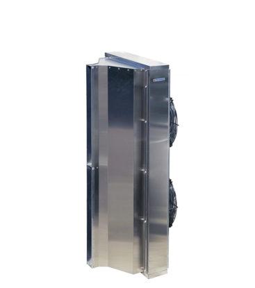 Тепловая завеса КЭВ-75П4050W нерж.